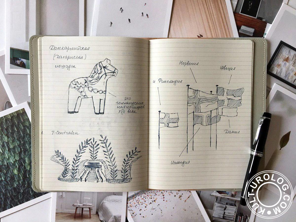Искусство Скандинавии. Часть вторая